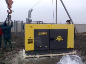 дизельные электрогенераторы KIPOR
