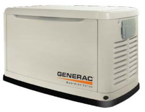 Бытовая газовая электростанция Generac  https://hort.dp.ua