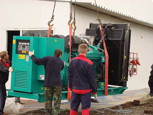 ремонт дизель-генераторов