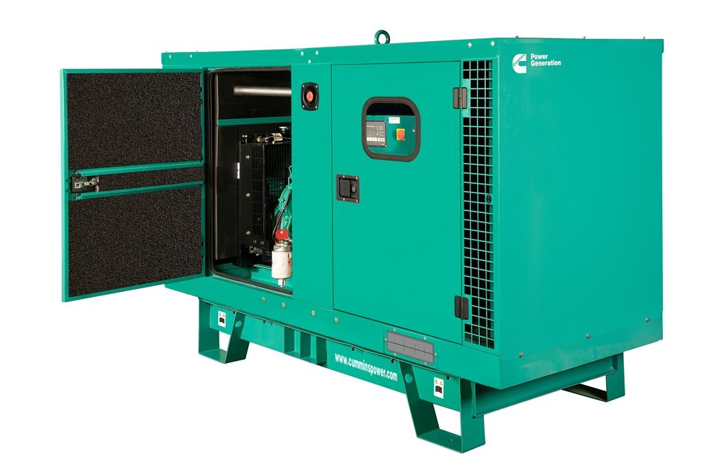 генераторы дизельные