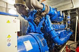 Сервисное обслуживание дизельных электростанций