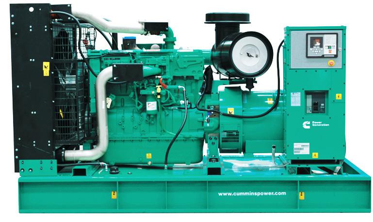 Дизельные генераторы Сummins