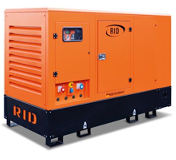 Дизельный генератор RID