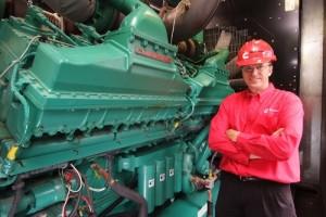 Ввод в эксплуатацию дизельных генераторов