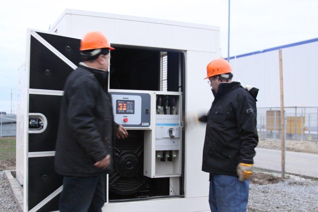 Гарантийное обслуживание дизельных генераторов в Днепре, Киеве