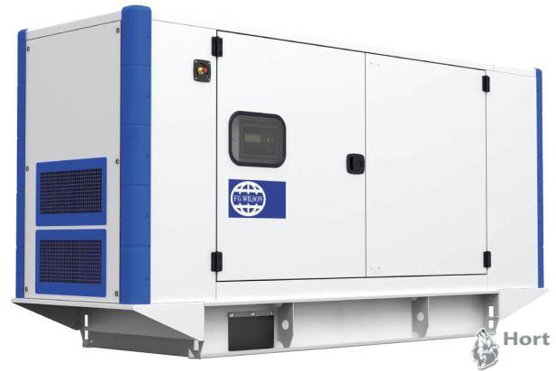 Аренда дизельного генератора FG Wilson P200E2