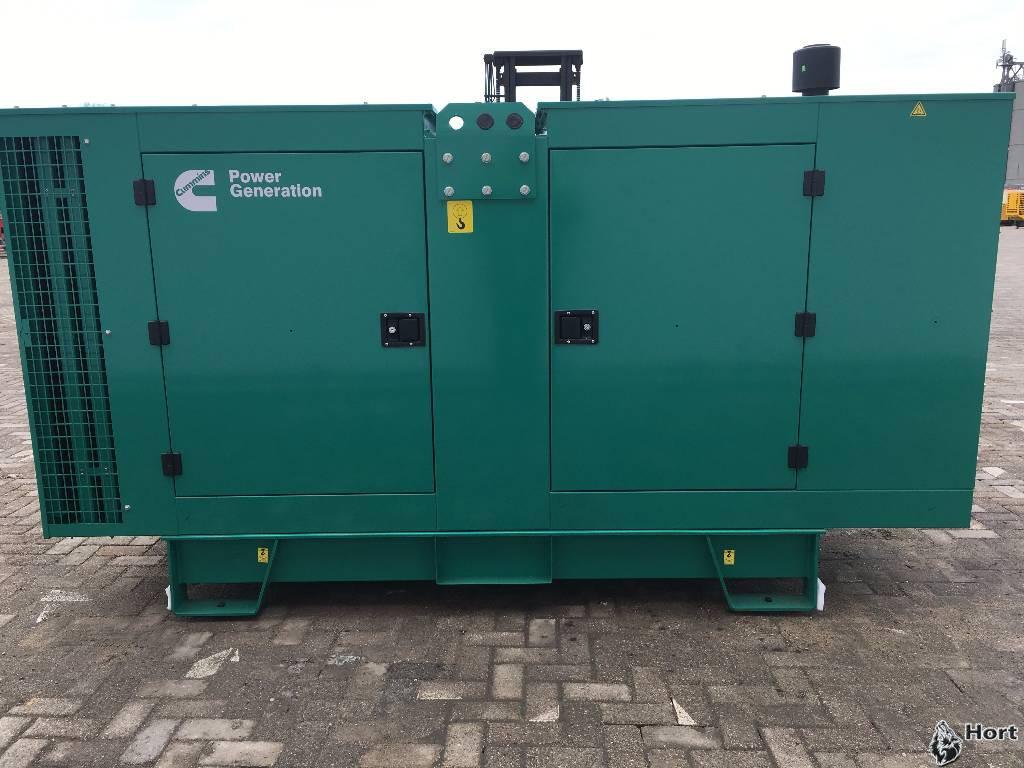 прокат дизельного генератора Cummins C110D5