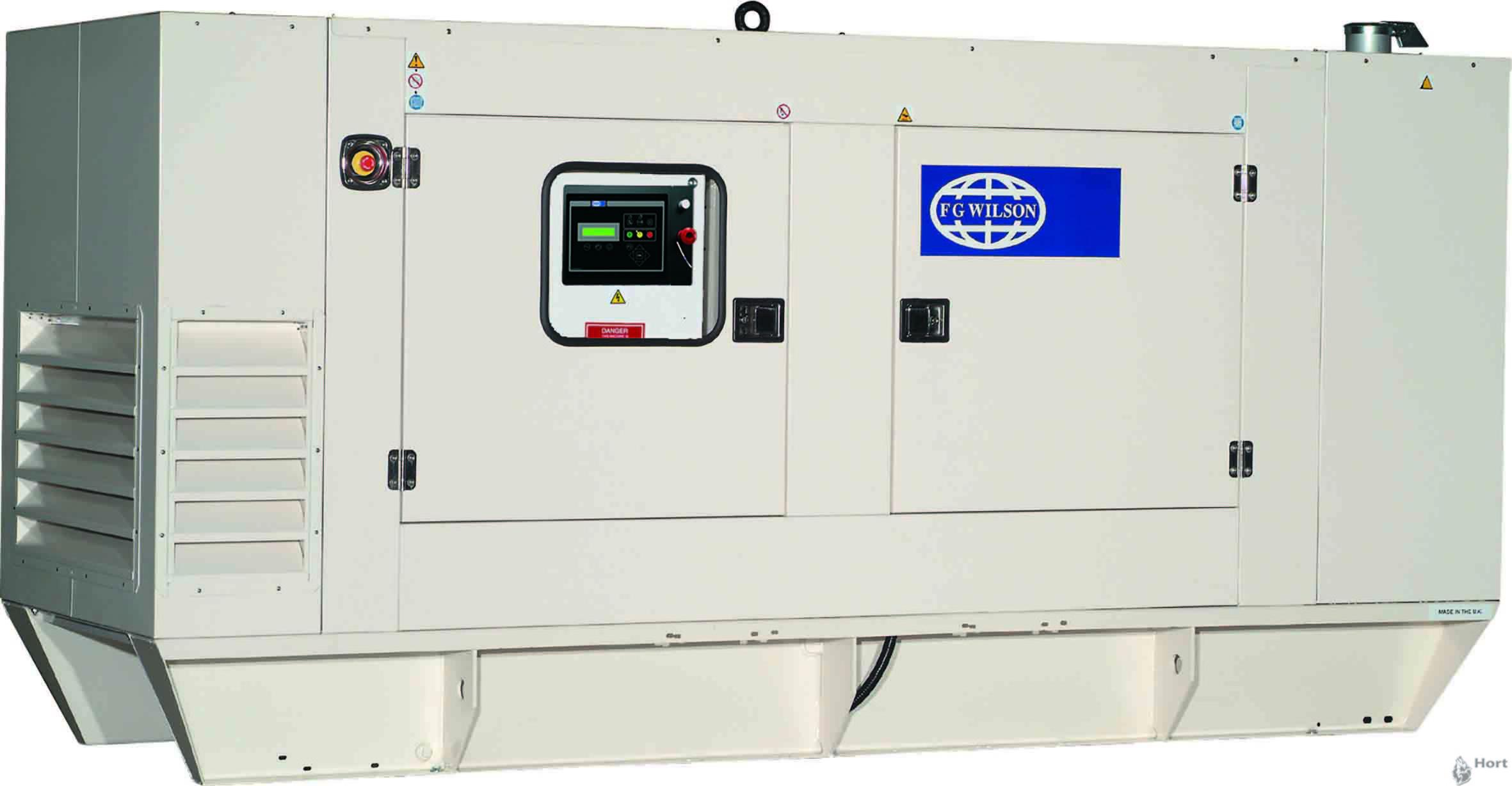Прокат дизельного генератора FG Wilson P250H2