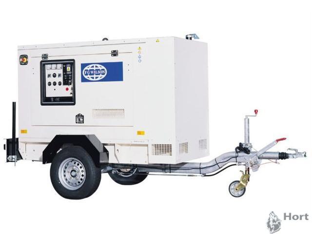 Прокат дизельного генератора FG Wilson P80P2