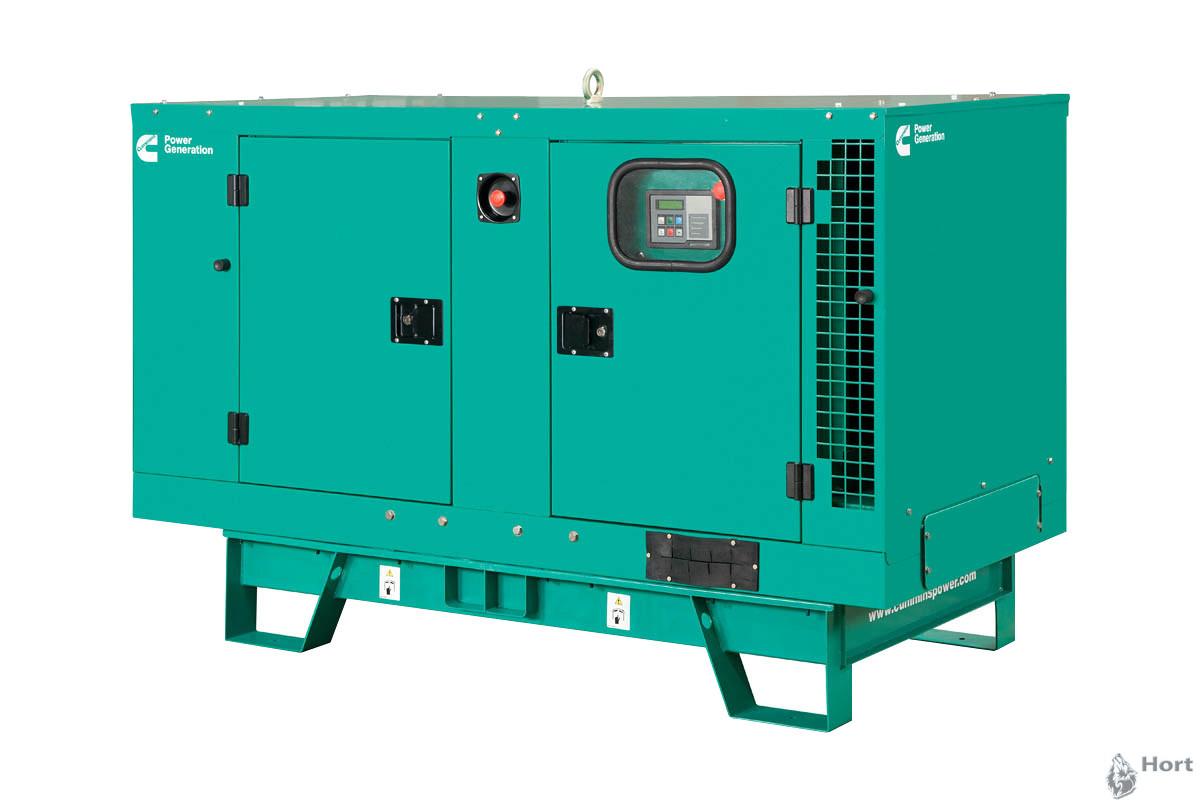 аренда дизельного генератора cummins C33D5