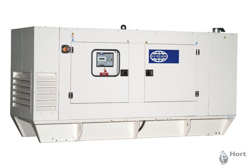 прокат дизельного генератора FG Wilson P275HE2