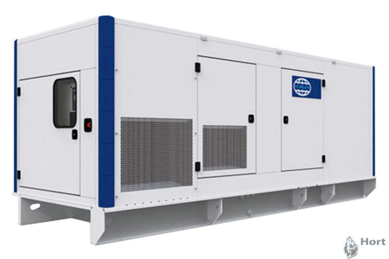Аренда дизельного генератора FG Wilson P500-1