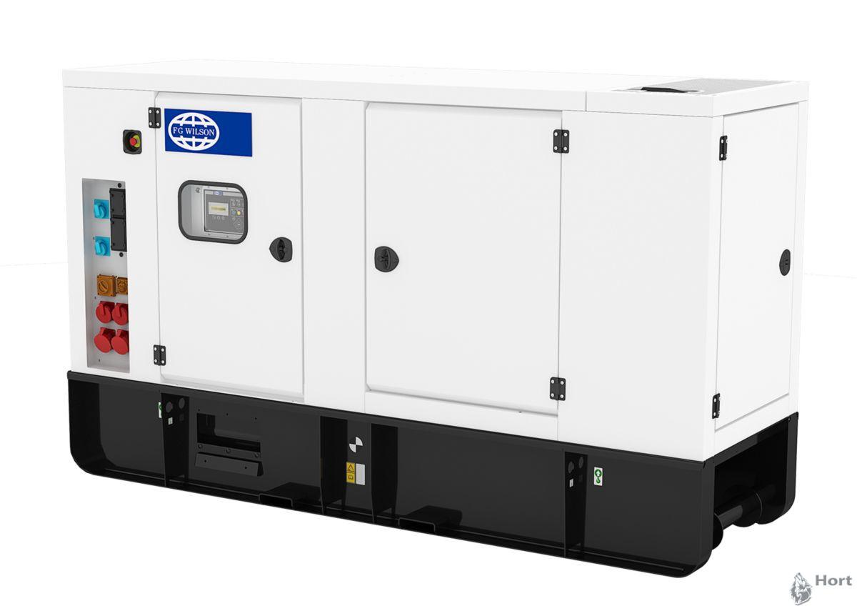 Аренда дизельного генератора FG Wilson XD60P2