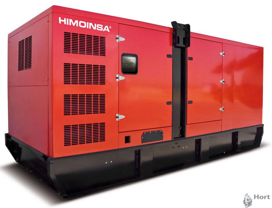 Аренда дизельного генератора Himoinsa HIW-135