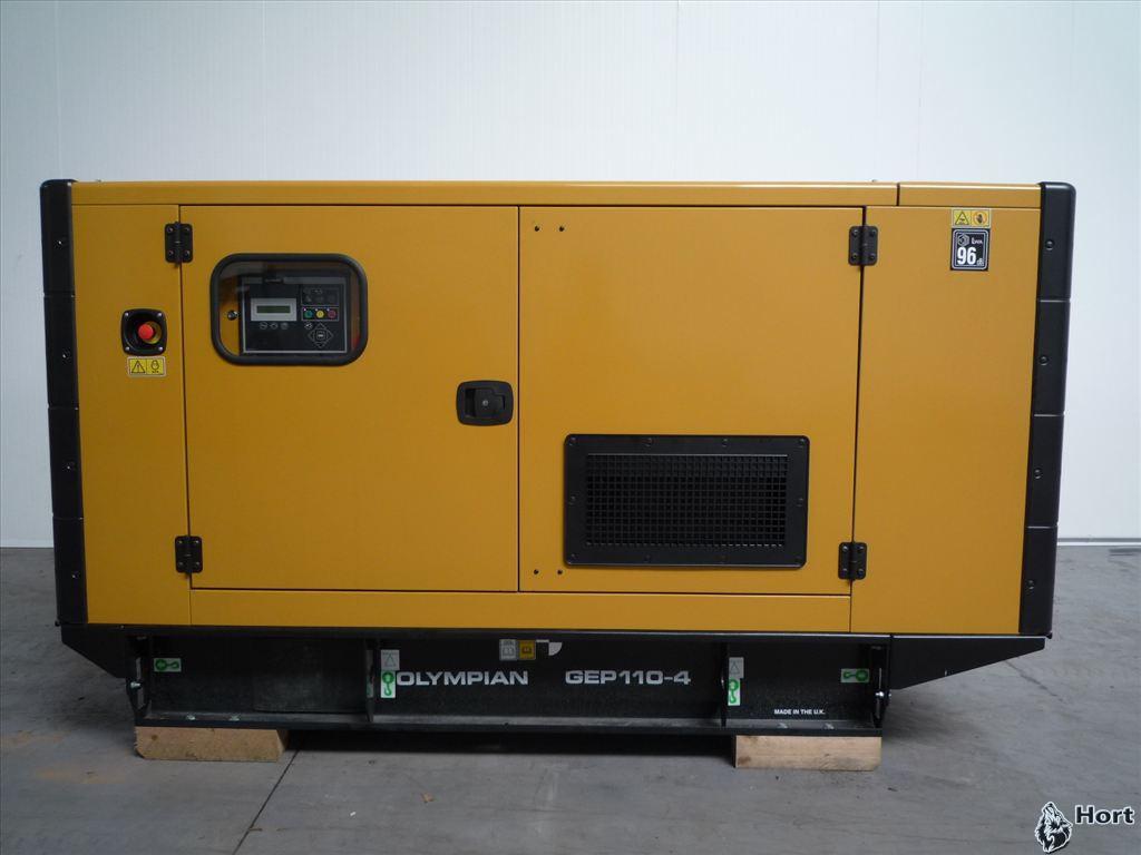 Аренда дизельного генератора Olympian GEP-110
