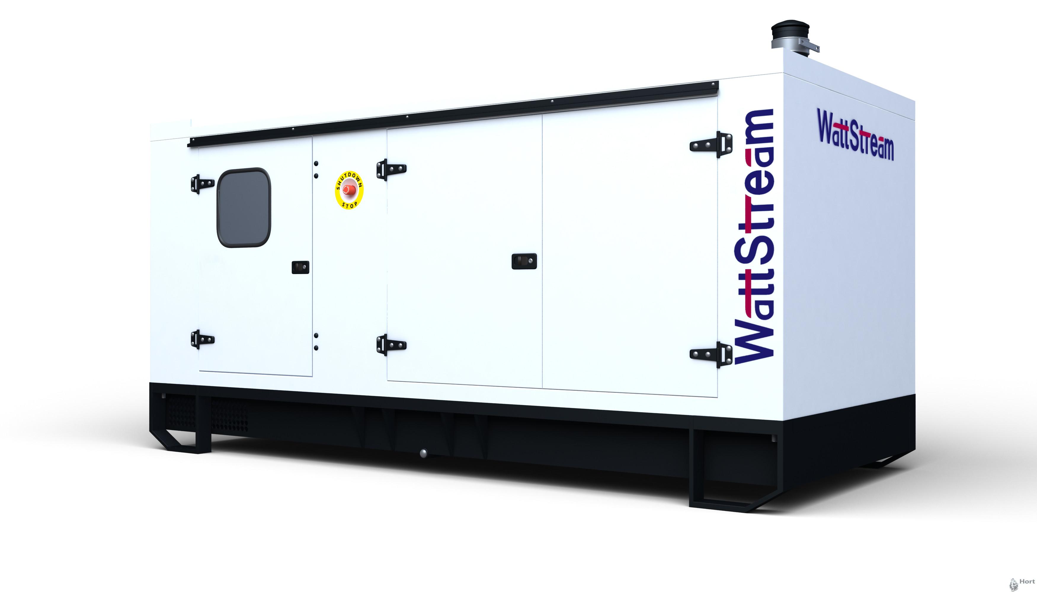 Аренда дизельного генератора wattstream WS200-PM