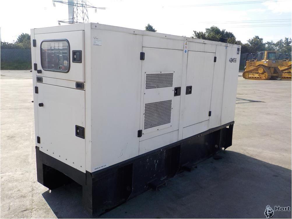 Прокат дизельного генератора FG Wilson XD100P2