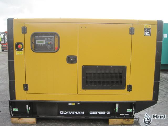 Прокат дизельного генератора Olympian GEP 83-3