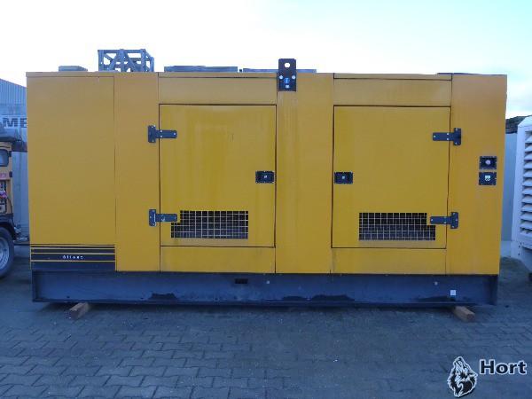 Прокат дизельного генератора SDMO GS250