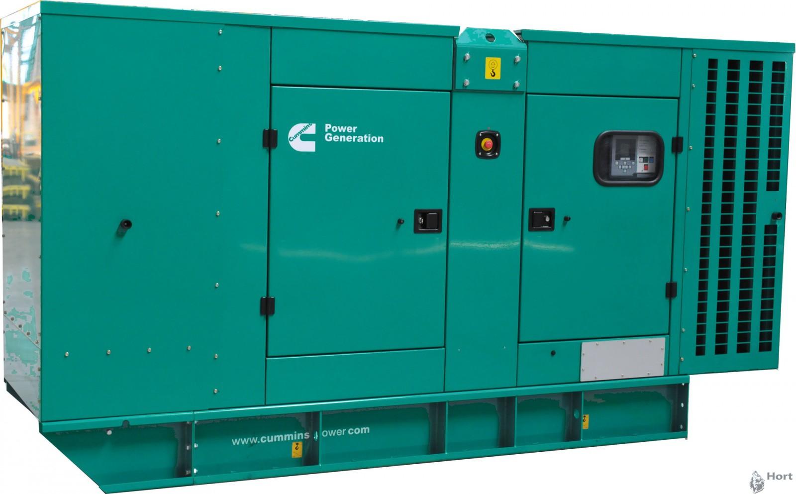 аренда дизельного генератора Cummins C250D5