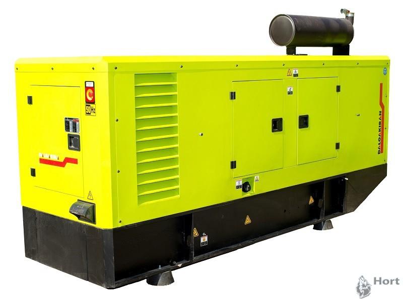 Дизельный генератор Dalgakiran DJ154CP