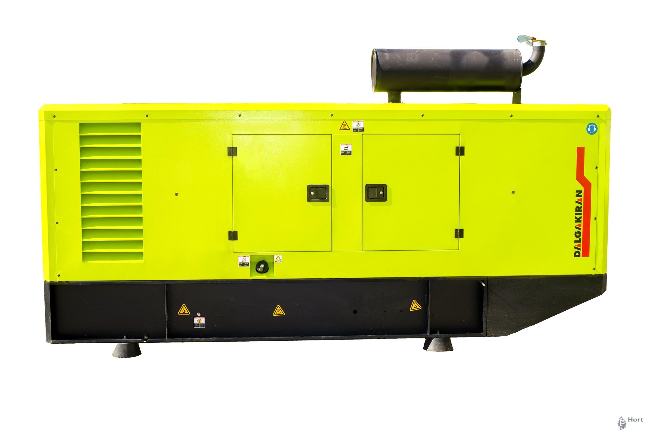 Дизельный генератор Dalgakiran DJ176CP