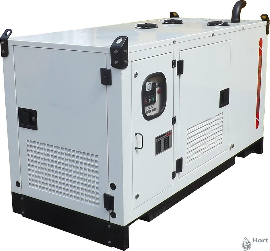 Дизельный генератор Dalgakiran DJ28CP