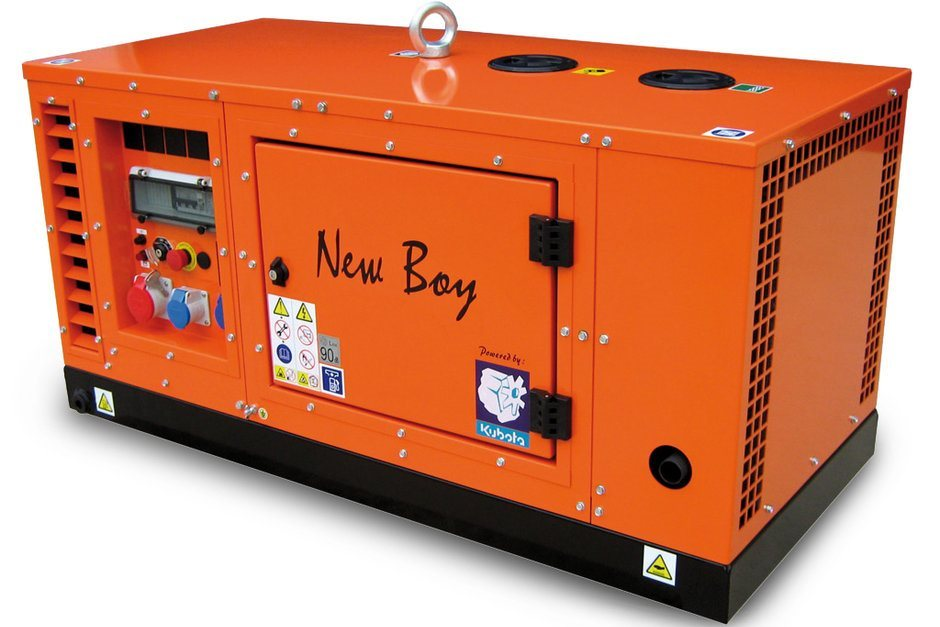 Купить дизельный генератор в Днепре