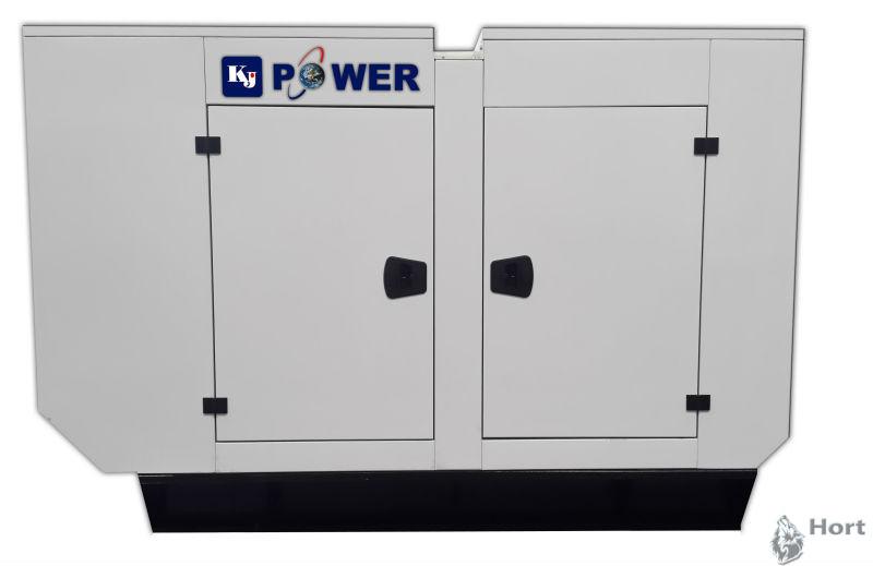 Купить дизельный генератор KJ Power KJA110