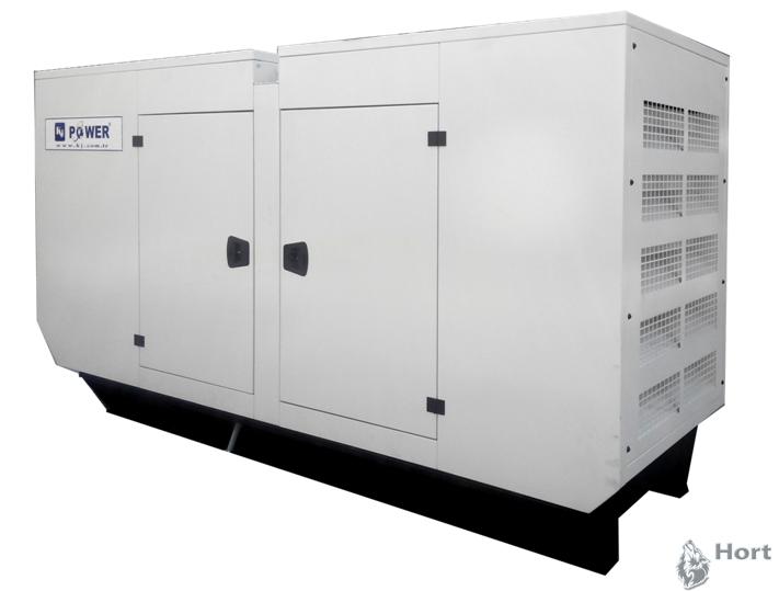 Купить дизельный генератор KJ Power KJA175