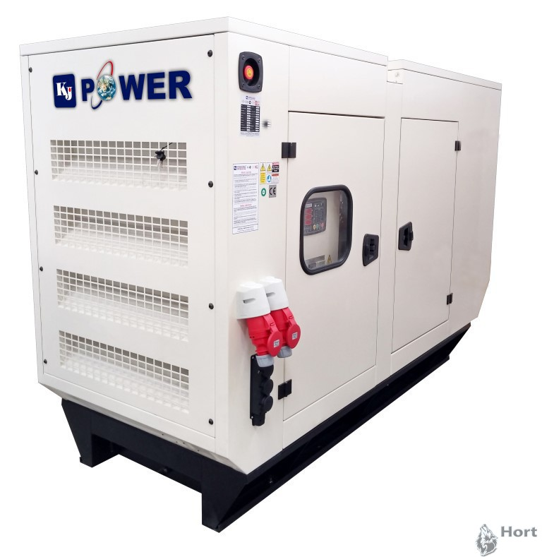 Купить дизельный генератор KJ Power KJA50