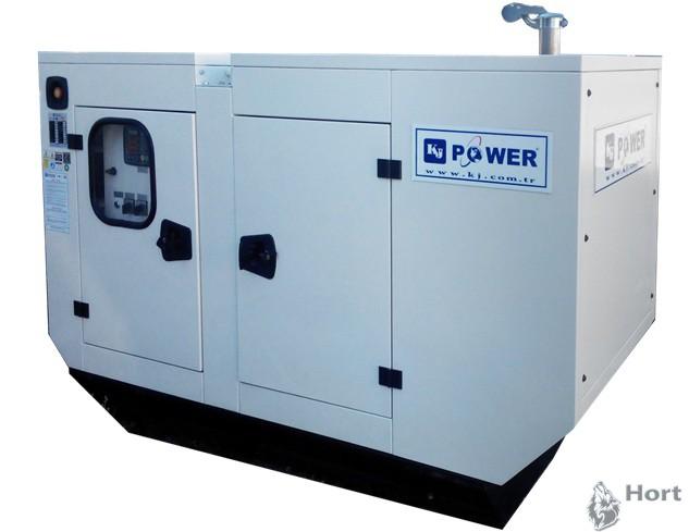 Купить дизельный генератор KJ Power KJA75