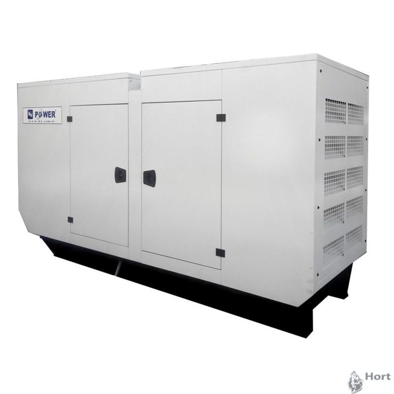 Купить дизельный генератор KJ Power KJS200