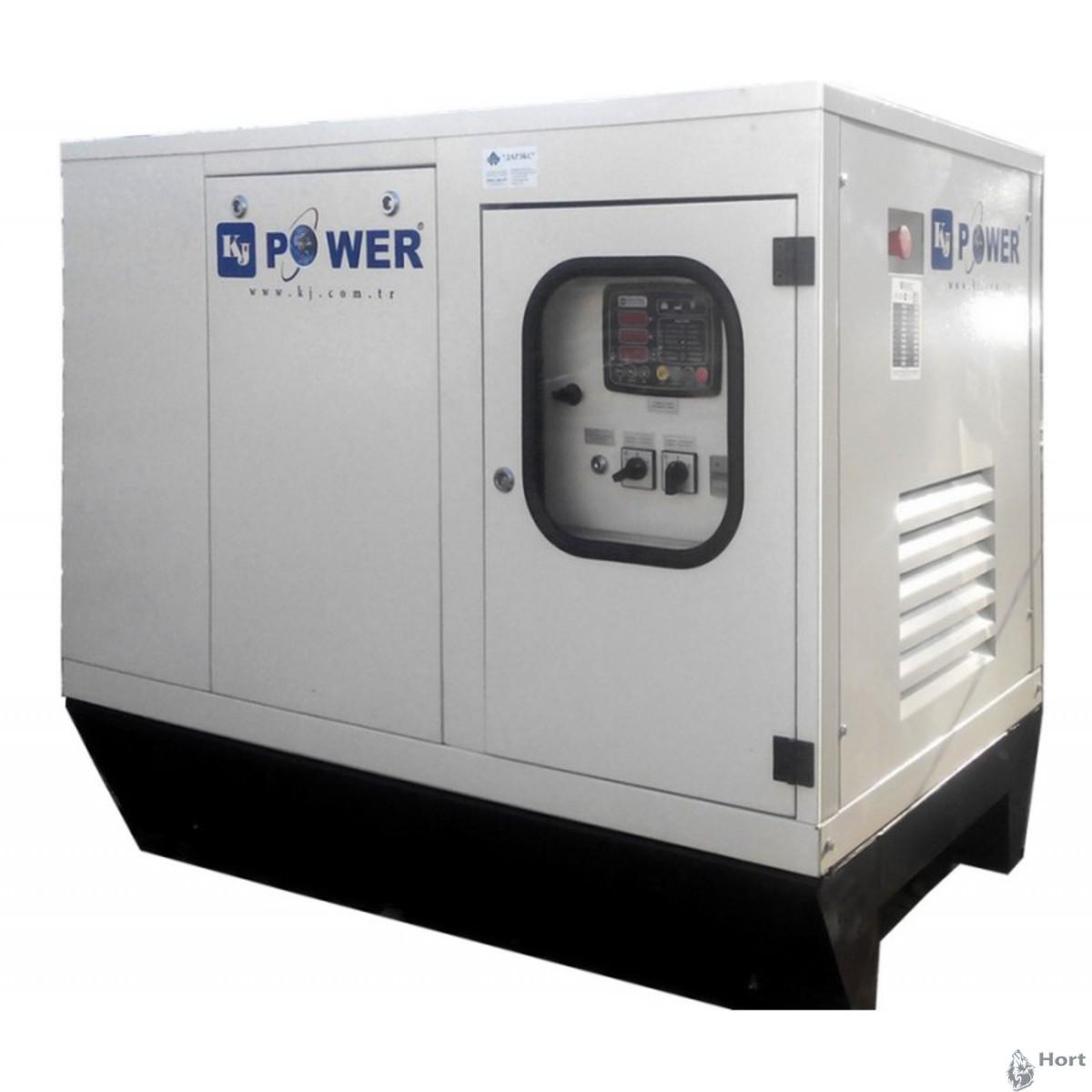 Купить дизельный генератор KJ Power KJT12