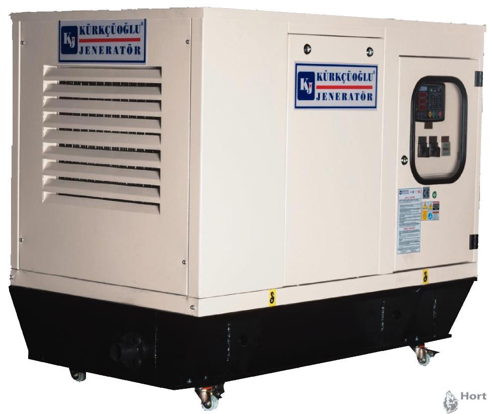 Купить дизельный генератор KJ Power KJT20