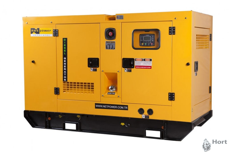 Купить дизельный генератор NetPower NP-WT-WA-25