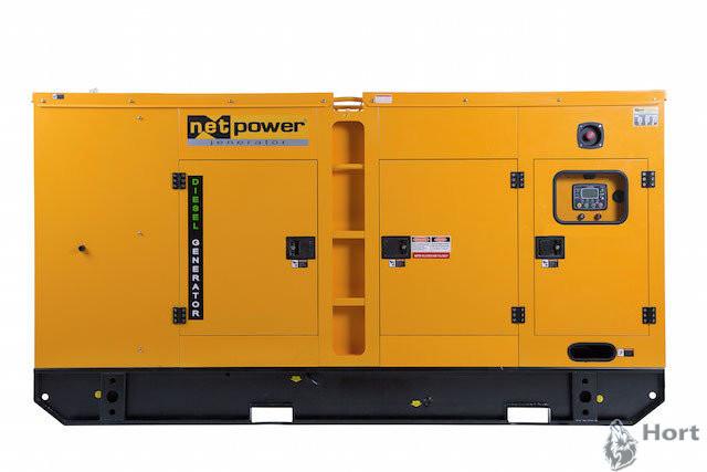 Купить дизельный генератор NetPower NP-WT-WA-100