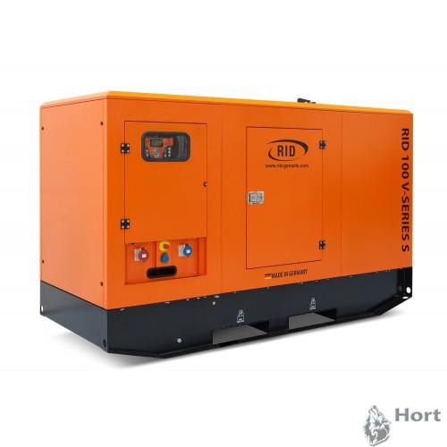 Купить дизельный генератор RID 100 V-SERIES