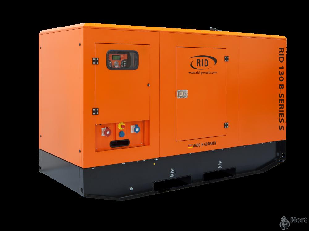 Купить дизельный генератор RID 130 B-SERIES