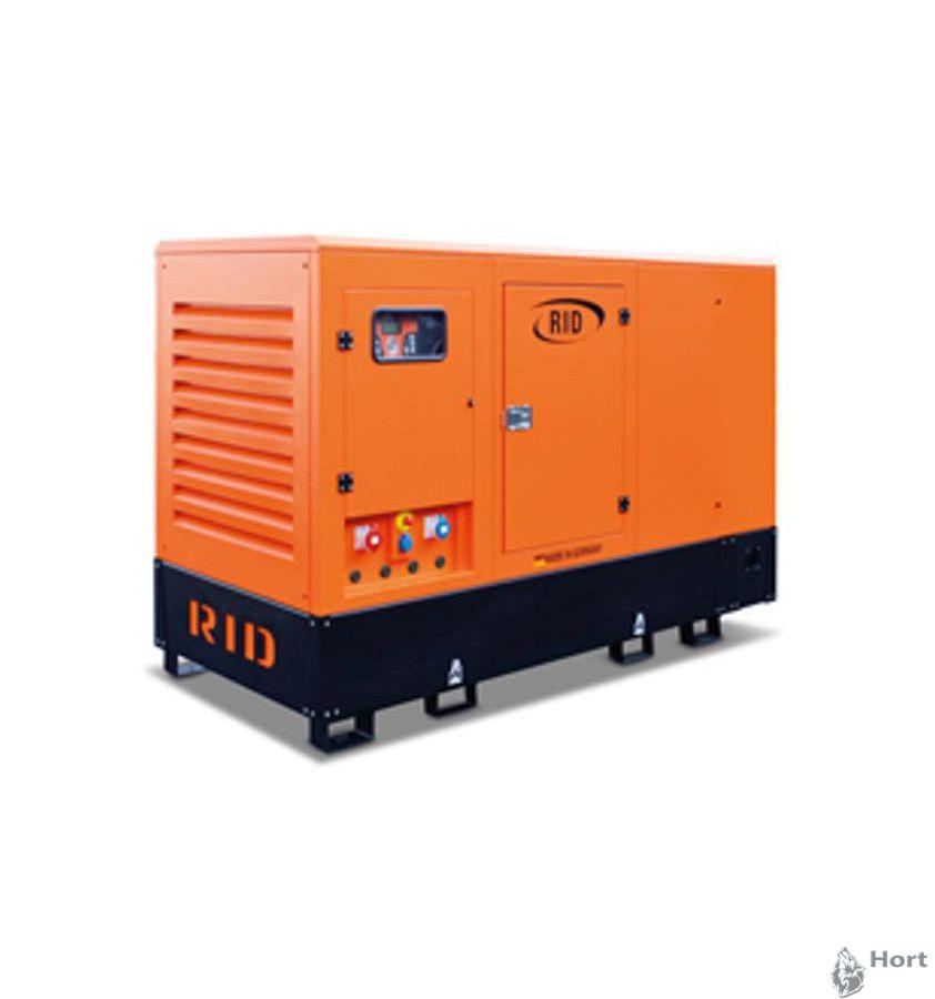 Купить дизельный генератор RID 130 S-SERIES