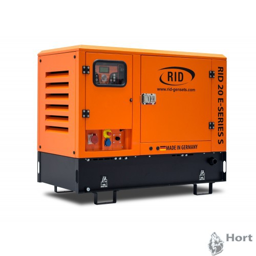 Купить дизельный генератор RID 20 E-SERIES