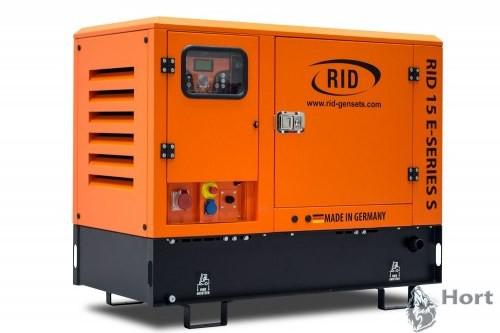 купить дизельный генератор RID 20 S-Series