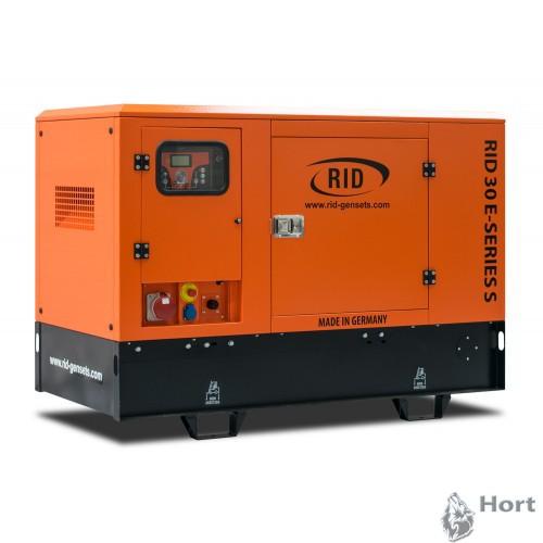 Купить дизельный генератор RID 30 E-SERIES