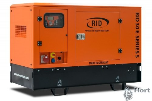 Купить дизельный генератор RID 30 S-Series