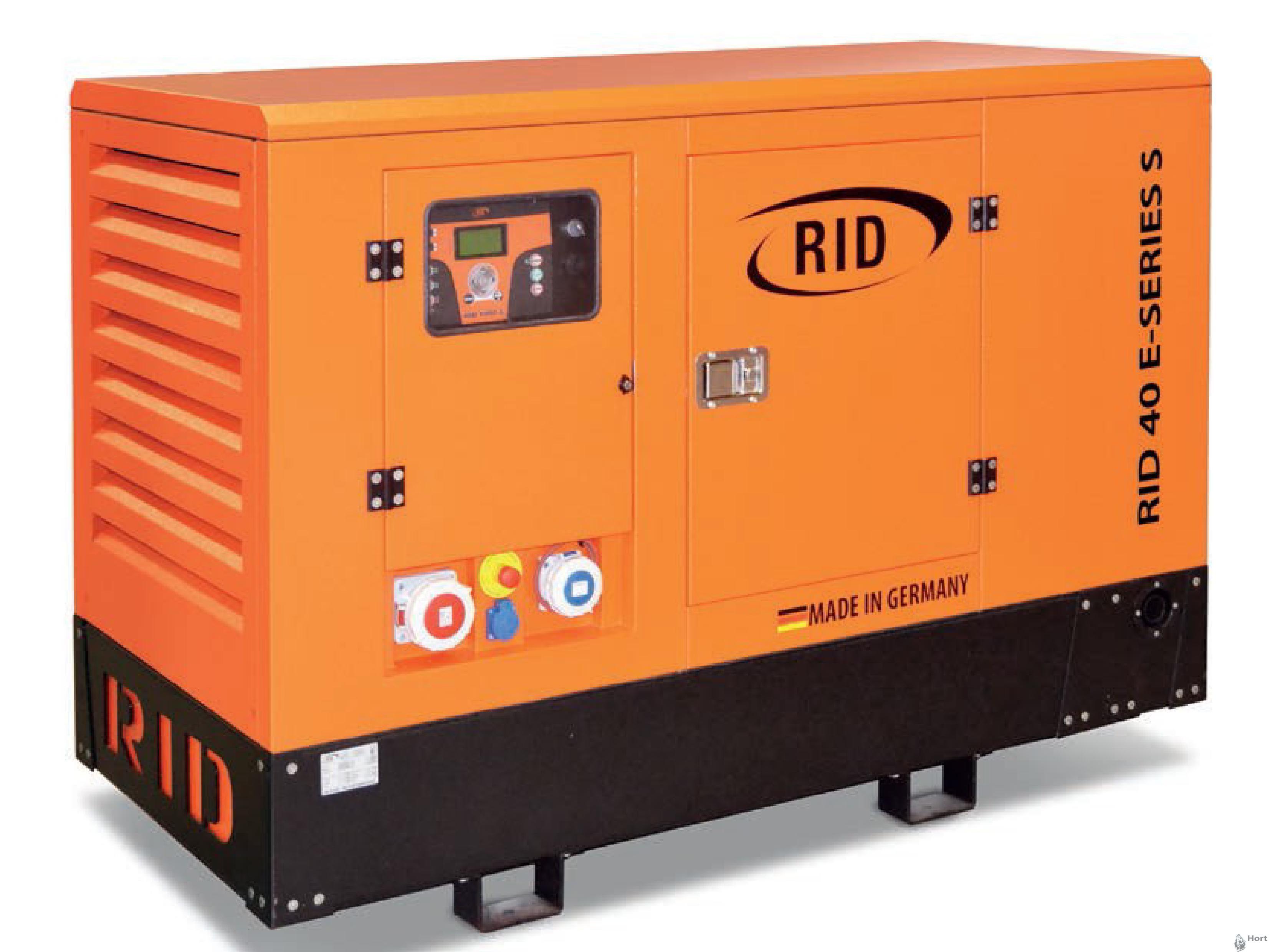 Купить дизельный генератор RID 40 E-SERIES