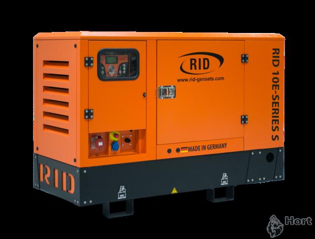 купить дизельный генератор RID 10 E-SERIES