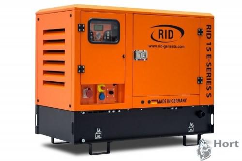 купить дизельный генератор RID 15 S-SERIES